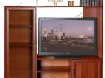 Уникальное фото Мебель для гостиной Стенка ТВ-4 (новая, с доставкой) 33938203 в Москве
