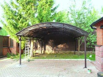 Уникальное фото Строительные материалы Навесы 33980290 в Москве