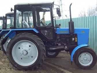Уникальное фотографию Трактор Трактор МТЗ 80, 1 Беларус 34025076 в Москве