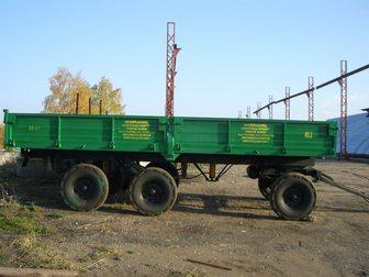 Новое изображение Прицеп Прицеп тракторный 3ПТС-6,5 34026399 в Москве
