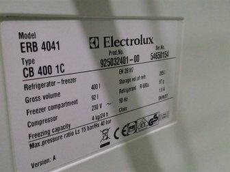 Свежее изображение Холодильники Холодильник Электролюкс, б/у, рабочий 34074683 в Москве