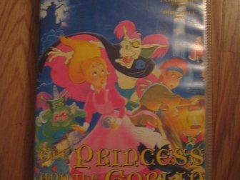 Скачать изображение Детские книги Видеокассеты мультфильмы на английском и русском языке 34155065 в Москве