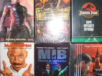 Скачать foto Разное Видеокассеты VHS (приключения, комедии) 34155533 в Москве