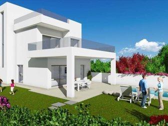Увидеть фотографию  Недвижимость в Испании, Новая вилла рядом с пляжем от застройщика в Ла Марина 34277823 в Москве
