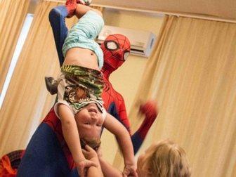 Просмотреть фото Организация праздников Веселящий аниматор на детский праздник 34567396 в Москве