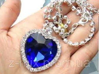 Увидеть изображение  Ожерелье Сердце Океана 34689726 в Москве