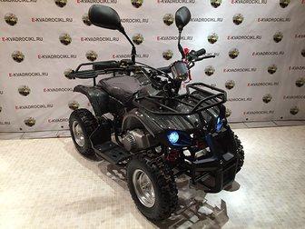 Смотреть фото  Детский бензиновый квадроцикл модель Х16 LUX 34838134 в Москве