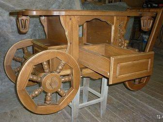 Скачать бесплатно фото Мебель для гостиной Карета-журнальный столик 34869370 в Москве