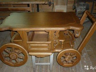 Уникальное изображение Мебель для гостиной Карета-журнальный столик 34869370 в Москве