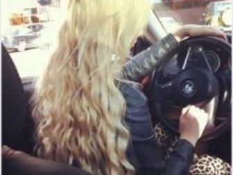 Просмотреть изображение Салоны красоты Волосы на лентах по системе Hair Talk 34995749 в Москве