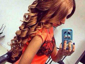 Уникальное фотографию Салоны красоты Волосы на лентах по системе Hair Talk 34995749 в Москве