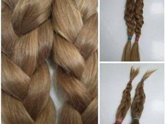 Просмотреть фотографию Салоны красоты Неокрашенные волосы в срезах 34995797 в Москве
