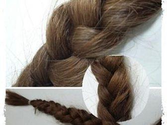 Уникальное фотографию Салоны красоты Неокрашенные волосы в срезах 34995797 в Москве