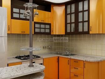 Скачать foto Кухонная мебель Кухни на заказ от производителя 35064250 в Москве