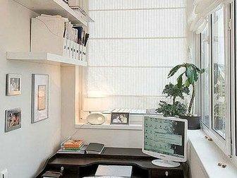 Просмотреть фотографию  Остекление, утепление, отделка балконов и лоджий 35091871 в Москве