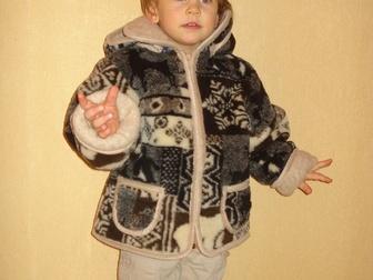 Уникальное изображение Детская одежда Продажа детских шерстяных курток и шапок MagicWool 35111715 в Москве