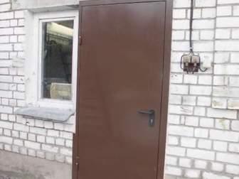 Просмотреть фотографию  Стальные противопожарные двери - качественные 35144611 в Москве