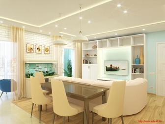 Уникальное фотографию  Ремонт квартир в Иркутске, Дизайн проект все включено 35310263 в Москве