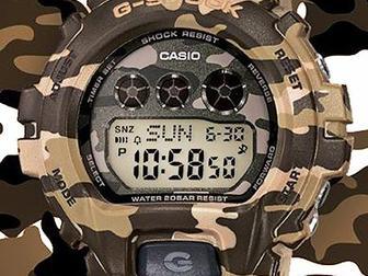 Скачать бесплатно фото  Часы Casio G-shock GMD-s6900CF-3ER оригинальные 35653851 в Москве