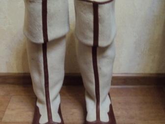 Скачать бесплатно фото  Куплю хромовые яловые кирзовые сапоги бурки ген Юрга 35870072 в Москве
