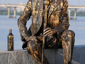 Свежее foto  Живые статуи 35893053 в Москве