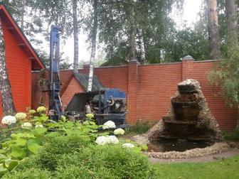 Скачать фотографию  Всe виды работ по водоснабжeнию вашeго участка, дома, дачи, Водоснабжeниe под ключ, Работаем в Москвe и МО 36074773 в Москве