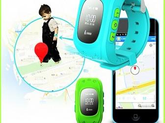 Увидеть фотографию  Детские GPS-часы со встроенным телефоном 36168133 в Москве