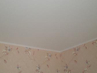Скачать бесплатно фотографию  Натяжные потолки для деревянных домов! 36290657 в Москве