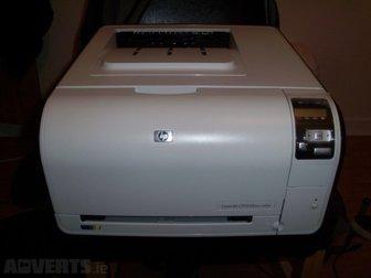 Смотреть фотографию Факсы, МФУ, копиры HP Color LaserJet Pro CP1525nw Wi-Fi 36601282 в Москве