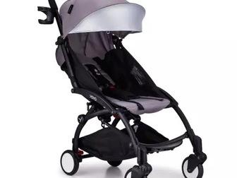 Новое фото  Компактная коляска для детей 36610946 в Москве