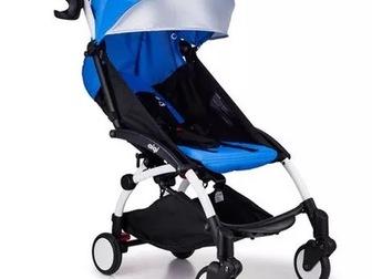 Увидеть foto  Компактная коляска для детей 36610946 в Москве