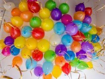 Скачать бесплатно фото  Воздушные шары на выписку из роддома 36647568 в Москве