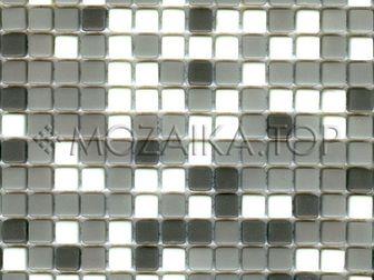 Скачать изображение  Мозаика стеклянная эмалираванноя керамическоя 36724832 в Москве