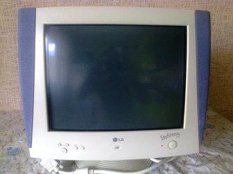 Уникальное фотографию Комплектующие для компьютеров, ноутбуков Монитор LG StudioWorks 57M (в хорошем, рабочем состоянии) 37038925 в Москве