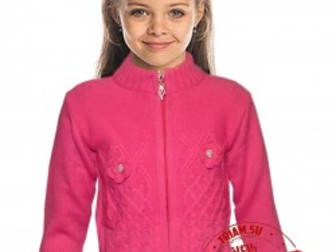 Просмотреть foto  Детские кофты, свитера для девочек оптом 37257850 в Москве