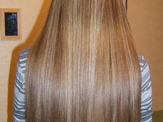 Просмотреть фотографию  Кератиновое восстановление и выпрямление волос 37274767 в Москве