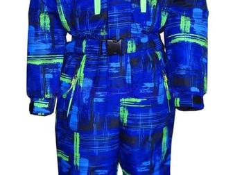 Скачать фотографию Детская одежда Мембранный комбинезон для мальчиков и девочек Kalborn 37593768 в Новосибирске