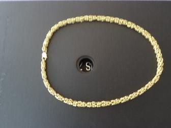 Увидеть изображение  Золотая цепочка 139,5 гр 37616811 в Москве