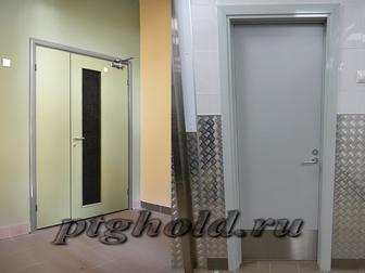 Смотреть изображение Двери, окна, балконы Алюминиевые входные двери, со стеклом 37639183 в Москве
