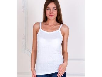 Увидеть фото Женская одежда Женские майки недорого 37708818 в Москве