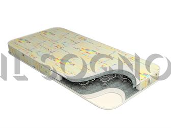Новое фото  Фабрика матрасов и гостиничных бокс-кроватей IL SOGNO 37722649 в Москве
