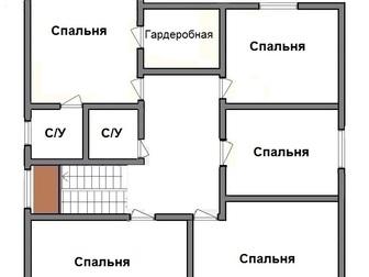 Скачать фотографию Продажа домов Продается дом, Новорязанское шоссе, 10 км от МКАД, Томилино, деревня кирилловка 37772640 в Москве