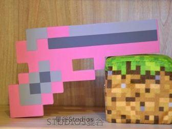 Просмотреть фотографию  Алмазный меч, кирка и другие предметы Майнкрафт Minecraft 37879955 в Новосибирске