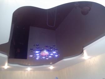 Новое фото Ремонт, отделка Натяжные потолки 37912354 в Москве