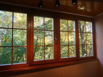 Новое изображение  Деревянные окна в Москве, 37999073 в Москве