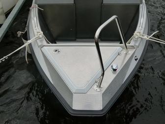 Уникальное фотографию  Купить лодку (катер) Master 521 38854912 в Твери