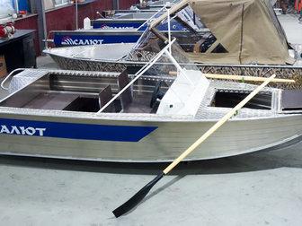 Скачать foto  Купить лодку (катер) Салют-430 Scout 38872566 в Петрозаводске
