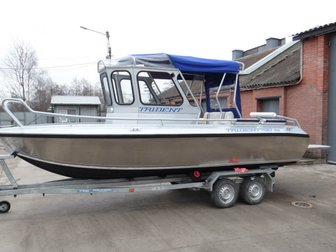 Уникальное изображение  Купить катер (лодку) Trident 720 WA 38872875 в Твери