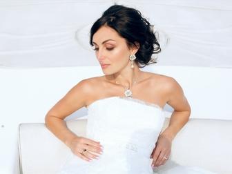 Увидеть foto Свадебные платья Свадебное платье La Sposa 38932329 в Москве