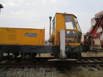 Скачать foto  Машина для смены шпал универсальная МСШУ-5 39404815 в Астрахани